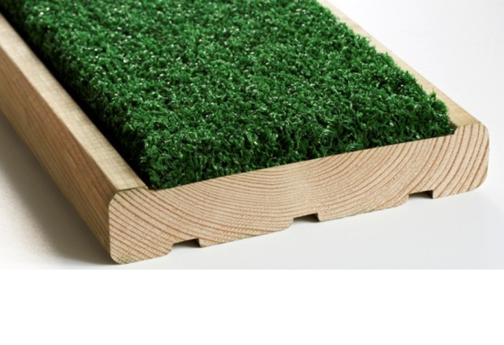 Grassedeck board 32x150x4500mm for Non wood decking boards